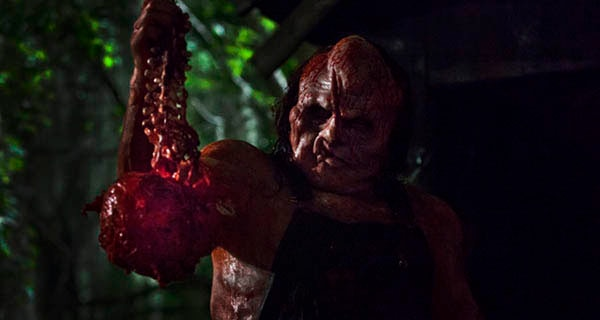 Victor Crowley's Most Gruesome Kills - The Best and the Bloodiest!