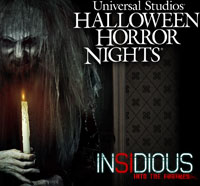 Universal Studios Hollywood Bringing the Insidious Franchise to Life in an All-New Halloween Horror Nights Maze