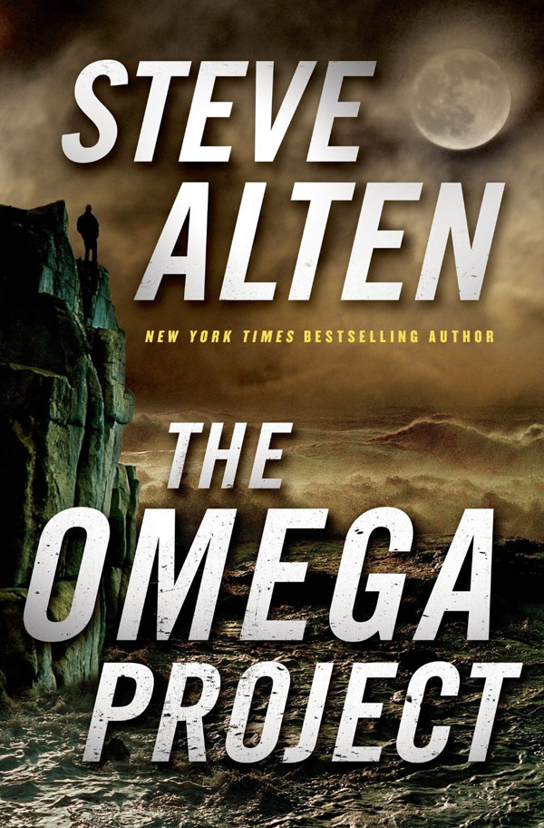 Author Steve Alten's The Omega Project Asks: What Comes AFTER the Human Race?