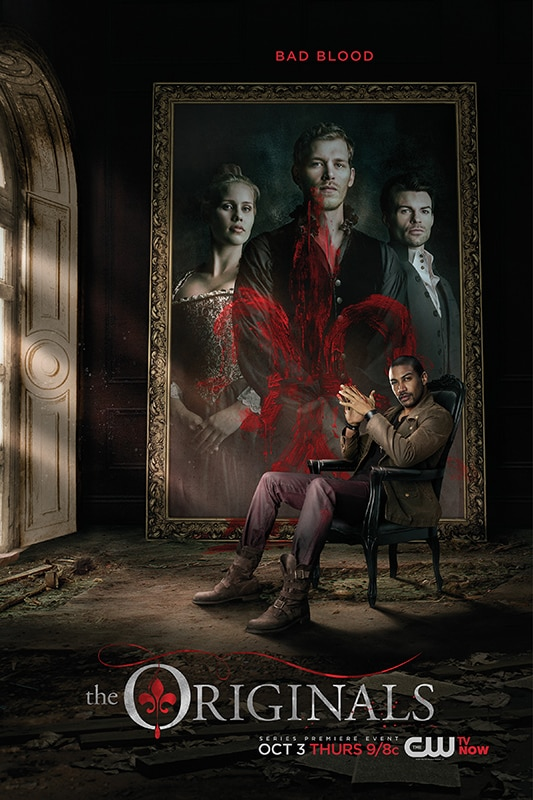 The CW Unveils its Fall 2013 Key Art for The Originals and The Tomorrow People