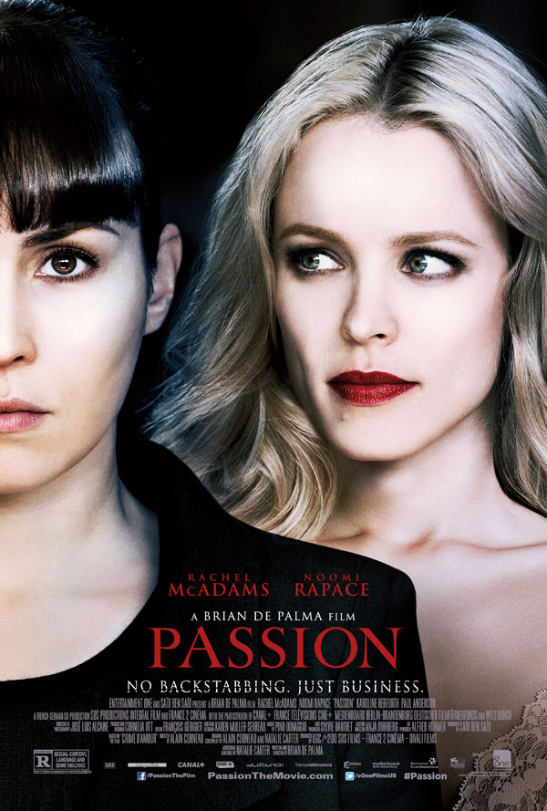 Brian De Palma's Passion Movie