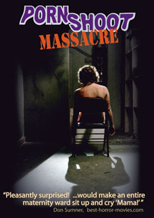 Porn Shoot Massacre Unrated - MVD Releasing Four Lost Empire Horror Films; More to Come!