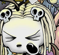 Exclusive 4-Page Excerpt from Roman Dirge's Lenore - Purple Nurples (Vol. 5)