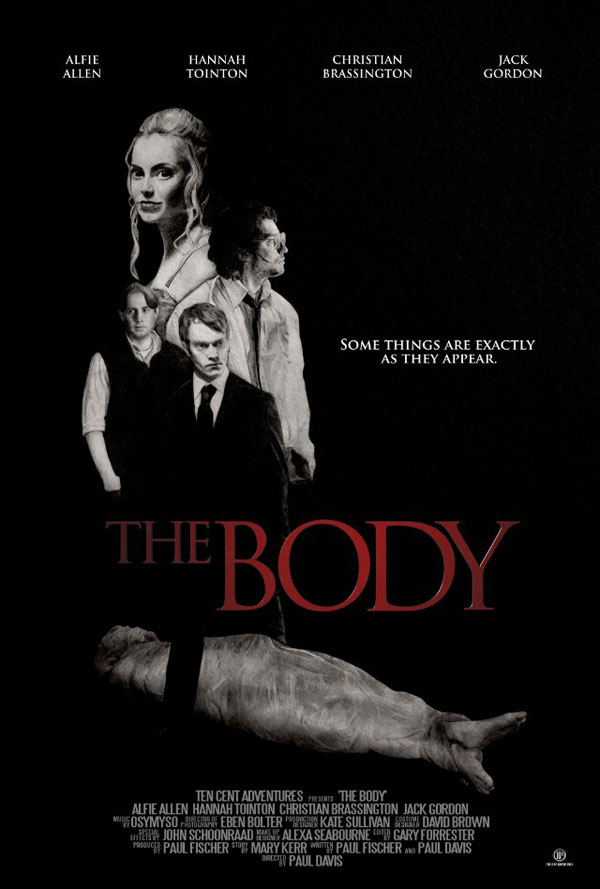 The Body - Grimmfest 2013: First Guests and Two More Films Announced