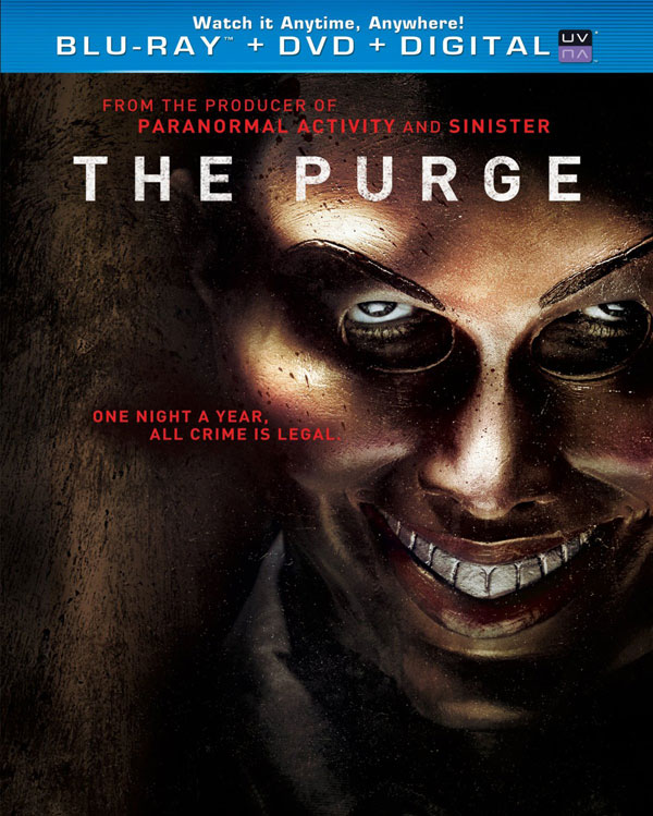 The Purge Blu-ray/DVD/Digital