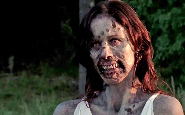 Second Deleted Scene from The Walking Dead Season 3 Blu-ray/DVD Features Lori as a Zombie