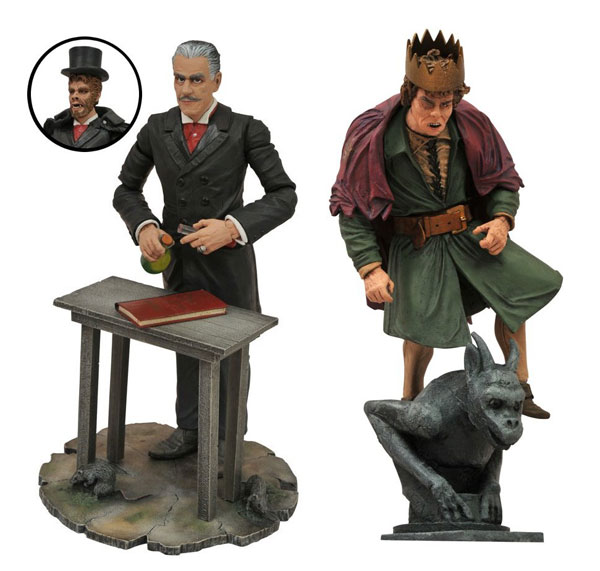 Diamond Select to Release More Universal Monsters Merch Just in Time for Halloween!