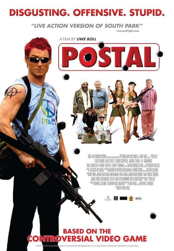 Uwe Boll Wants to Go Postal With Your Cash!