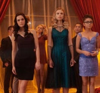 Sacré Bleu! Colorful Vampire Academy French One-Sheets!