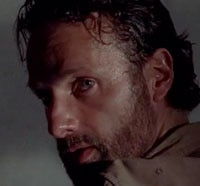 The Walking Dead: On-Set With Andrew Lincoln and His Beard