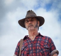 New Images From Wolf Creek 2; Behind-the-Scenes Video!