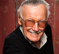 Stan Lee Gets Fit for Kevin Smith's Yoga Hosers
