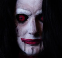 Artist Elsa Rhae Brings Saw's Billy the Puppet to Life