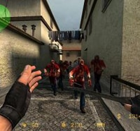 When There's No More Room in Hell, The Dead Will Invade Counter-Strike