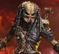 1 on 1 With Sideshow Collectibles and Hot Toys' Elder Predator Movie Masterpiece Series Sixth Scale Figure