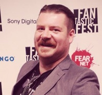 Director Jesse Thomas Cook Talks Septic Man