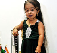 World's Smallest Woman Jyoti Amge Joins American Horror Story: Freak Show