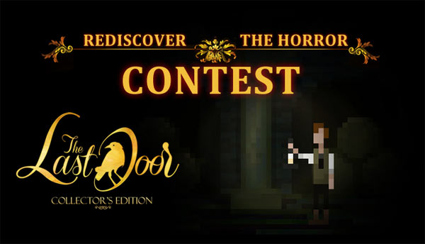 Pelgrane Press and The Last Door Team Up for Horror Contest and Giveaway