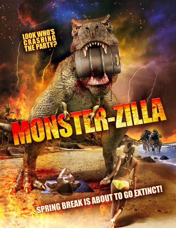 Monster-Zilla