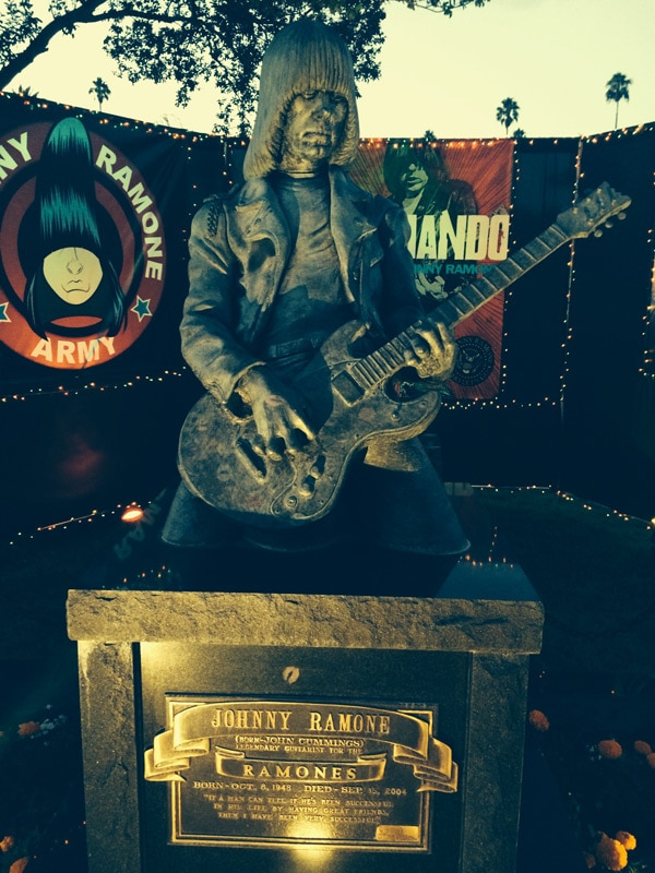 10th Annual Johnny Ramone Tribute with Rob Zombie