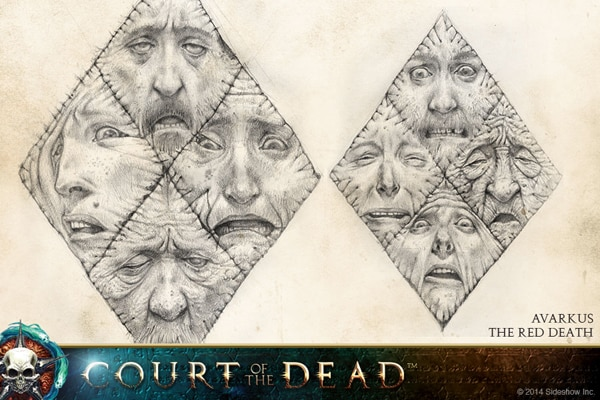 Exclusive: Win a Premium Court of the Dead Collectible from Dread Central and Sideshow Collectibles