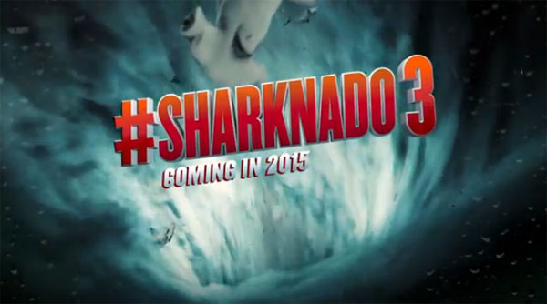 Syfy Unveils the First Teaser for Sharknado 3