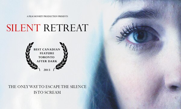 Tricia Lee's Silent Retreat Hitting US VOD TODAY September 2nd