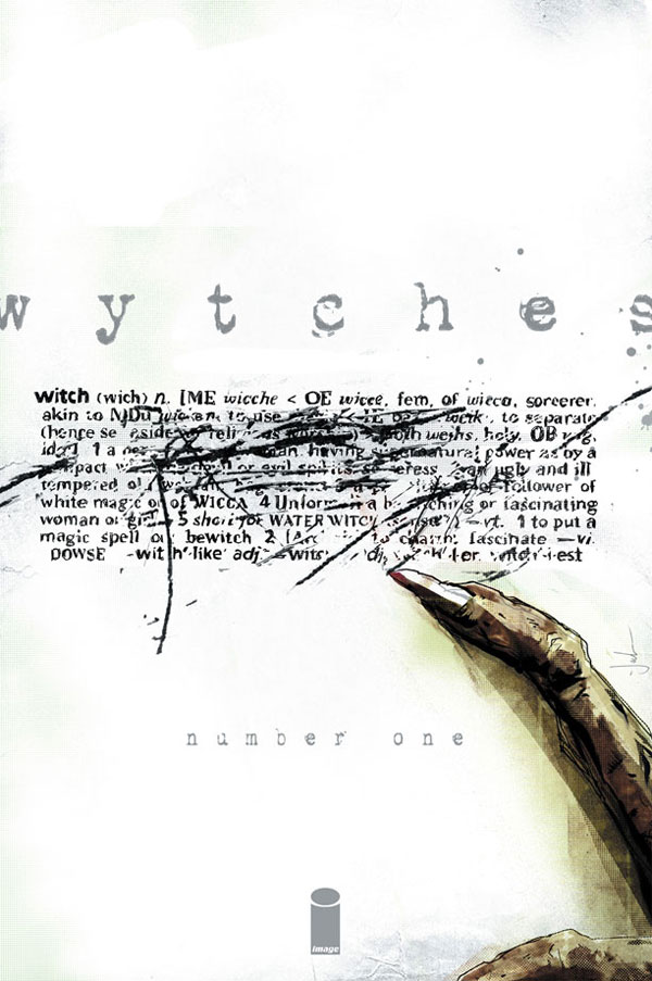 New Scott Snyder Horror/Fantasy Comic Wytches Begins in October