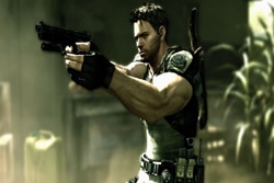 Resident Evil 5 (click for larger image)