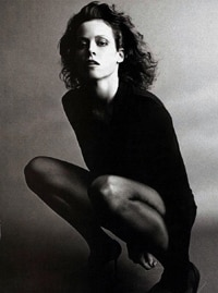 Sigourney Weaver Queen of the Vamps! Where Do We Sign Up to be Bitten? (click for larger image)