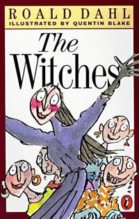 The Witches to be stop motion?