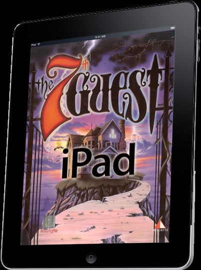 CD-ROM classic The 7th Guest Haunts the iPad and iPhone