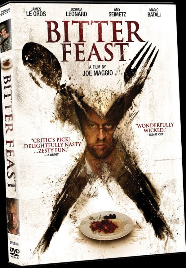 Bitter Feast on DVD