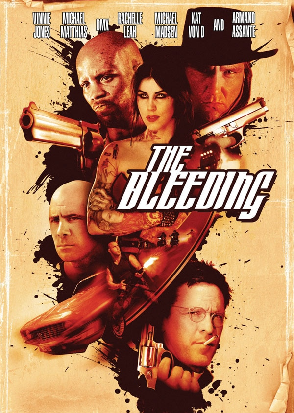 Second Clip from The Bleeding Oozes Its Way Online