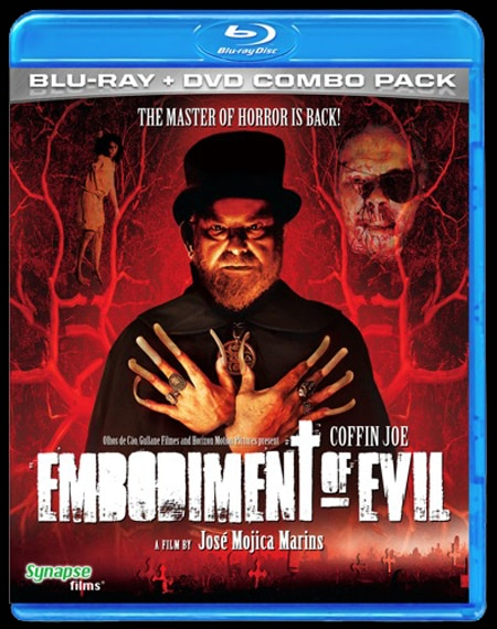 Coffin Joe to Embody Evil on Blu-ray a Bit Later