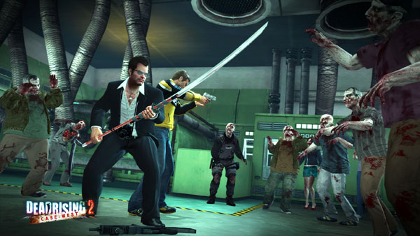 Frank West Up to His Old Tricks Again in Dead Rising 2? Hell YES!