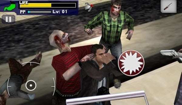 Capcom's Dead Rising Shambles its Way to the iPhone