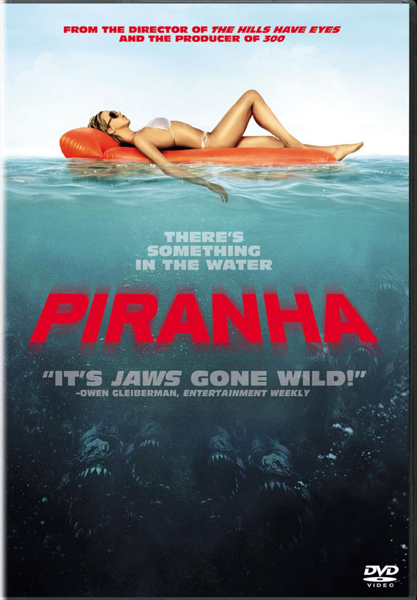 Win a Copy of Piranha on DVD!