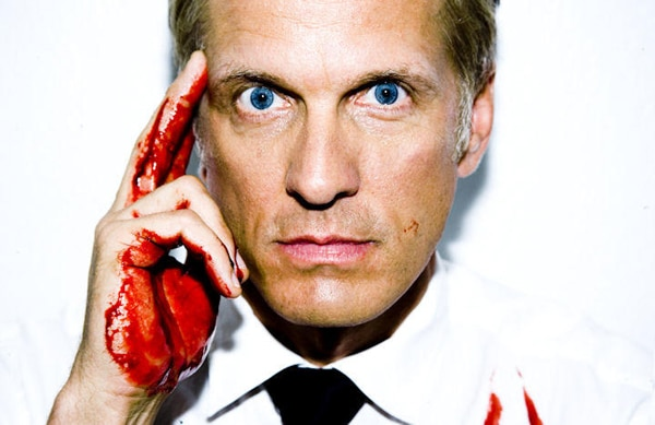 Patrick Fabian Gives His Last Exorcism