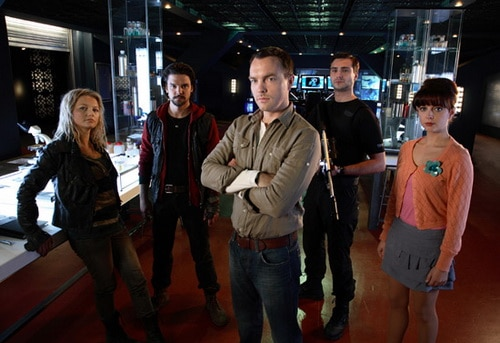 Primeval Returning to the Airwaves on January 1, 2011, in BOTH the UK and the US!