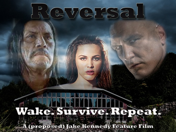 Jake Kennedy's Talks Next Feature - Reversal