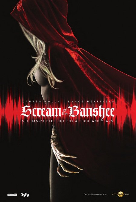 Sexy New One-Sheet Debut - Steven C. Miller's Scream of the Banshee