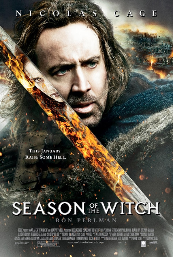 Seventh Season of the Witch Clip Brings on the Swordplay