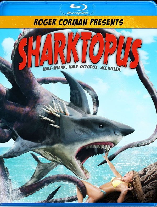 Two New Shartopus Blu-ray and DVD Clips for You to Chew On
