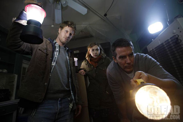 Sundance 2011: First Clip from Silent House