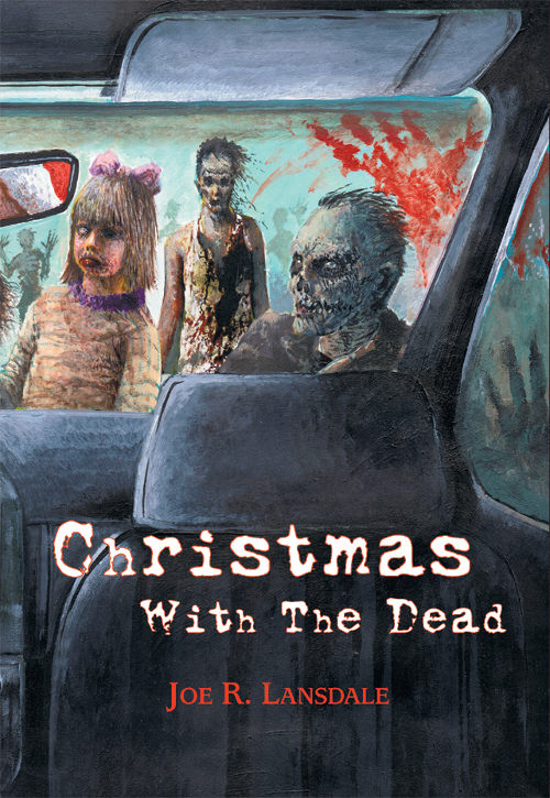 Joe R. Lansdale's Christmas with the Dead Shambling to the Big Screen