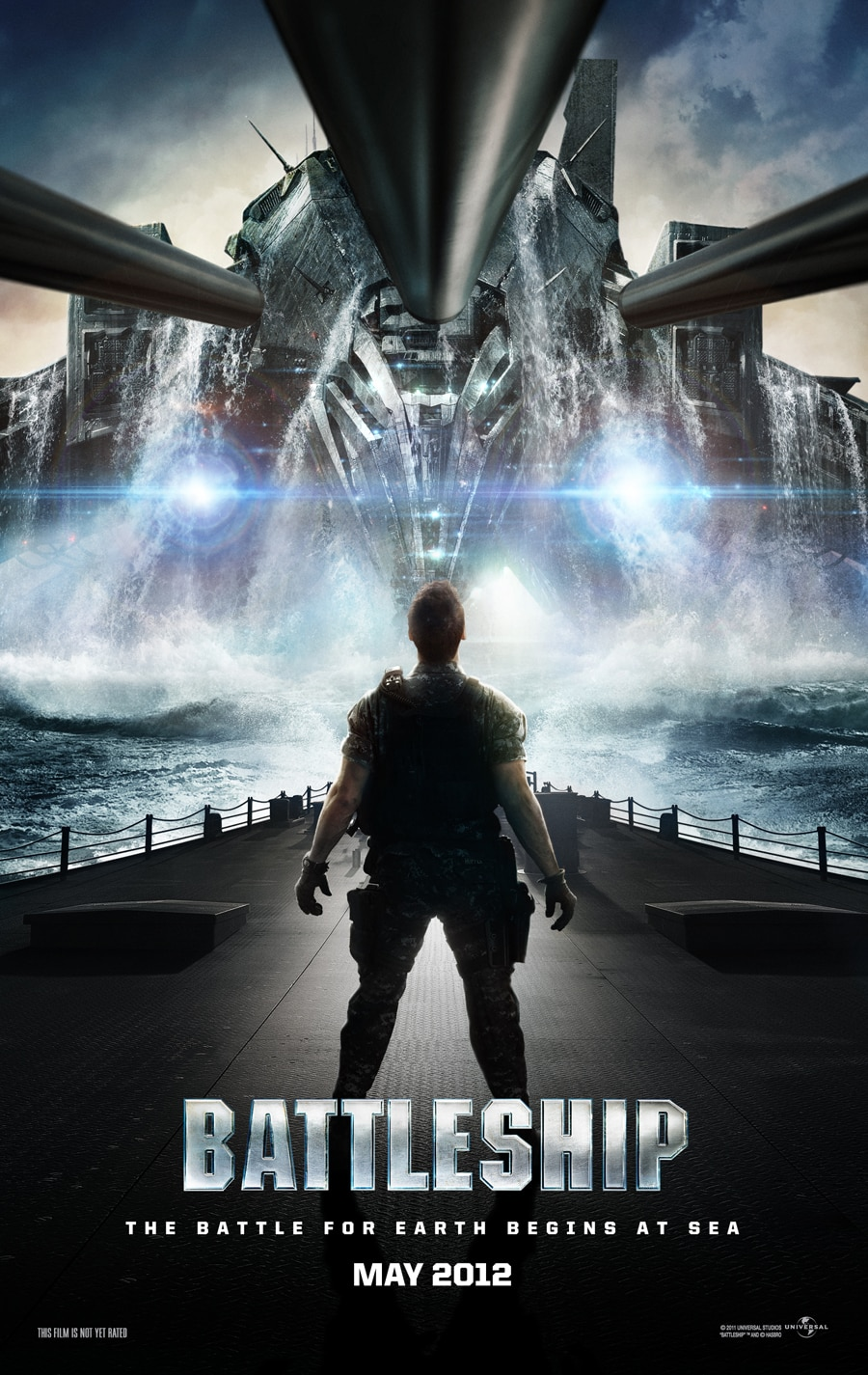 Japanese Battleship Trailer Sails in with More Alien Chaos
