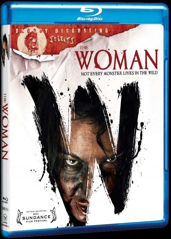 The Woman Brings Her Reign of Terror to Blu-ray in January!