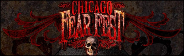 Tickets Now On Sale for Chicago Fear Fest, April 13-14