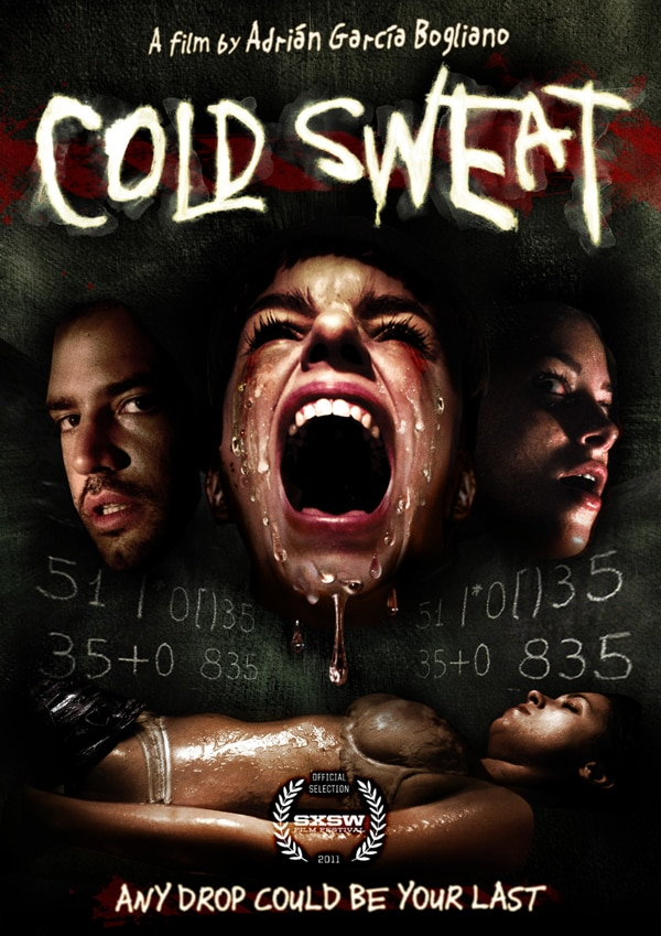 Home Video Trailer for Cold Sweat Ready to Induce the Chills
